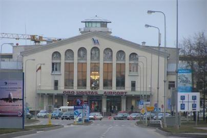 Vilniaus oro uoste keleivių skaičius šiemet augo 7 proc.