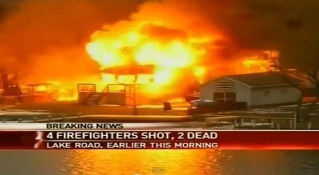 """Ugniagesius į gaisrą atviliojęs šaulys """"labiausiai mėgo žudyti žmones"""""""