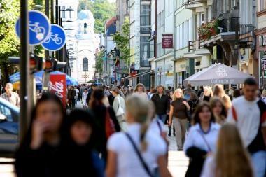 Gegužę į Kauno darbo biržą kreipėsi mažiau bedarbių