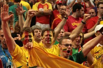 Lietuviai – Europos vyrų kurčiųjų krepšinio čempionai
