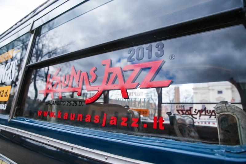 """Kaune prasideda 23-iasis festivalis """"Kaunas Jazz"""""""