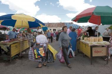 Kalvarijų turgaus klausimas – savivaldybės darbotvarkėje