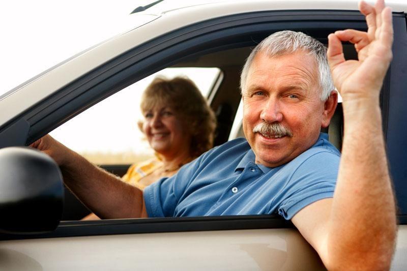 Mandagumas keliuose: kaip padėkoti prie vairo?