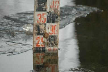 Kariškiai pasirengę teikti pagalbą potvynio metu