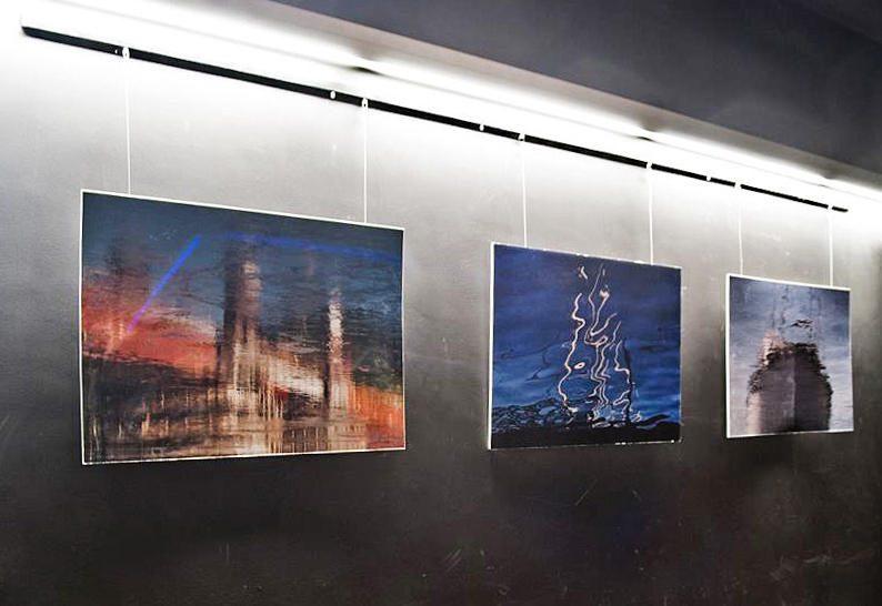 R. Penkausko fotografijų parodoje – paskendęs Kaunas