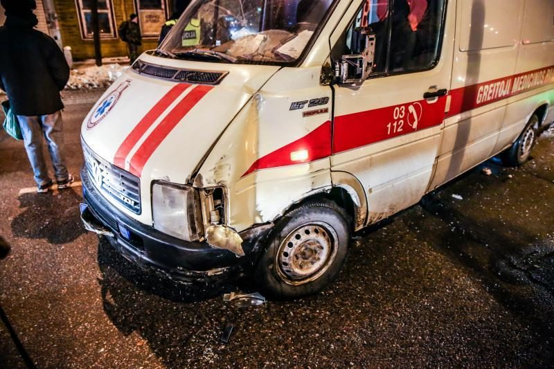 Šiemet avarijose Lietuvoje jau žuvo 20 žmonių