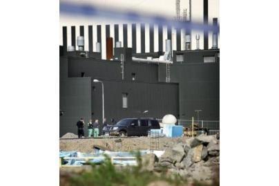Švedijos atominėje elektrinėje kilo gaisras