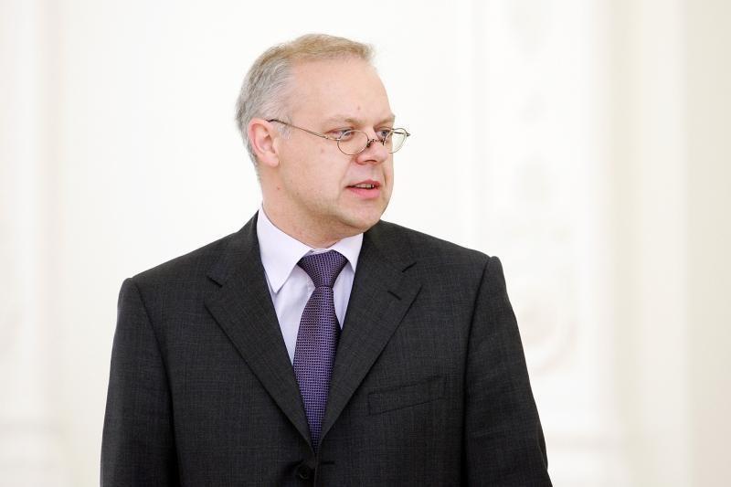 R.Norkus: plėtojant ryšius su Rusija būtų neišmintinga žiūrėti atgal