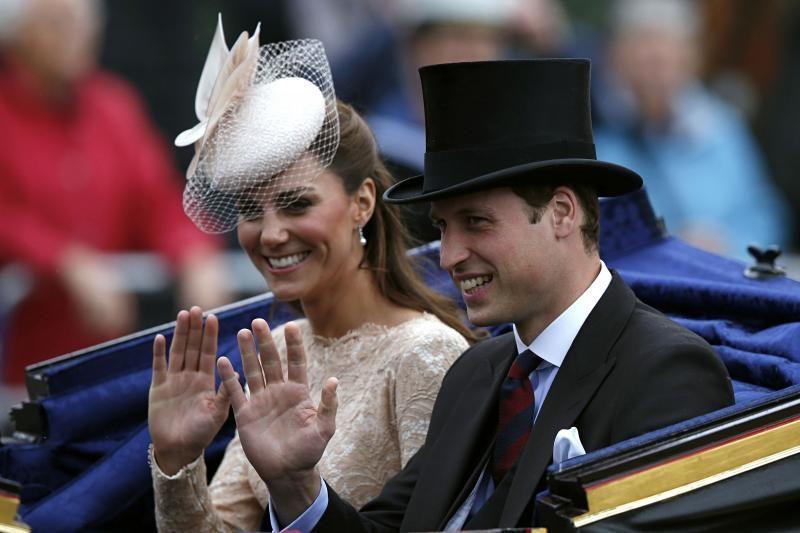 Atskleista, kada turėtų gimti K. Middleton ir princo Williamo vaikelis