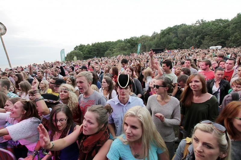"""Festivalis """"Karklė 2013""""  lietuviško rojaus vartus atvers per Žolines"""