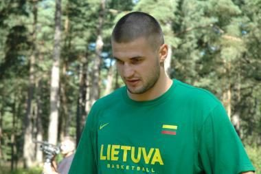 Lietuvos krepšinio rinktinė sulaukė paskutiniojo pastiprinimo