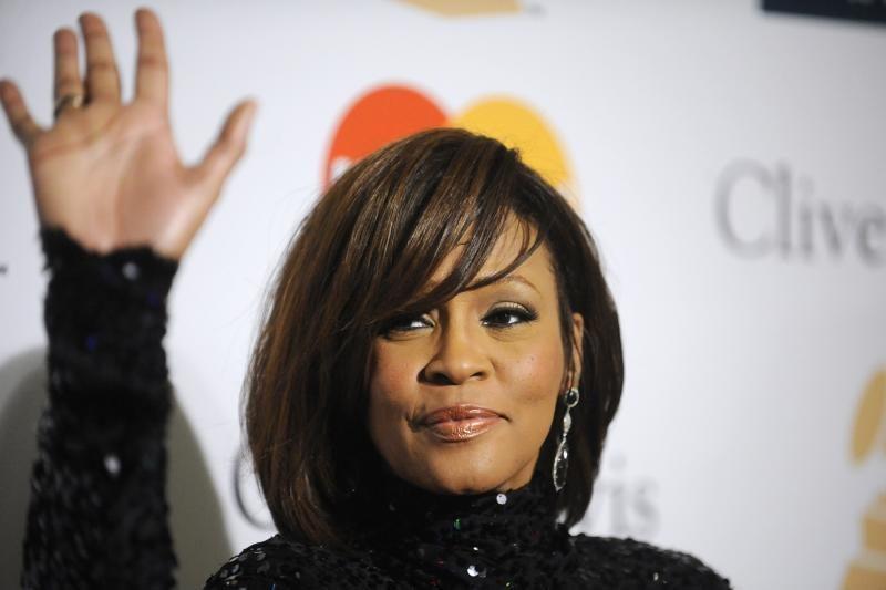 Po Whitney Houston mirties jos muzikos pardavimai išaugo