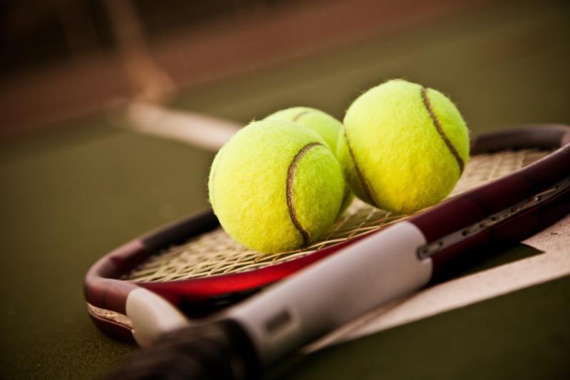 Olimpiados teniso dvejetų auksas - dvyniams iš JAV