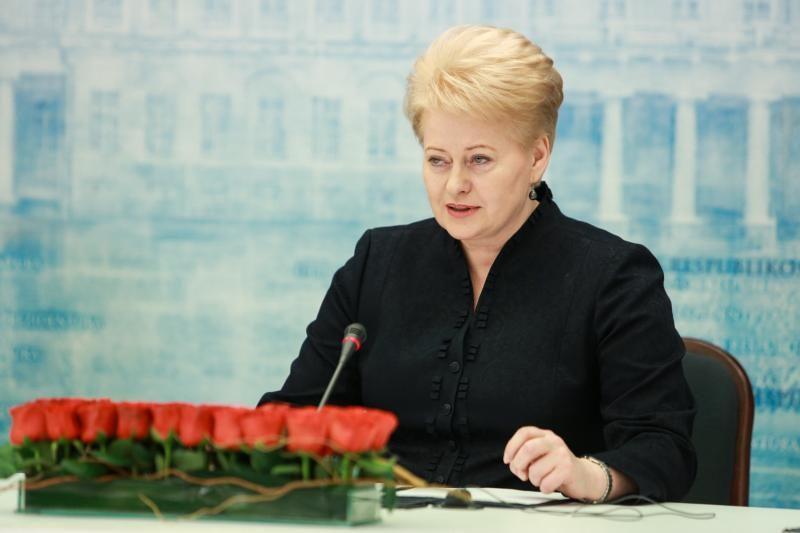 D. Grybauskaitė: Lietuva turi įvertinti M. Thatcher paramą (interviu)