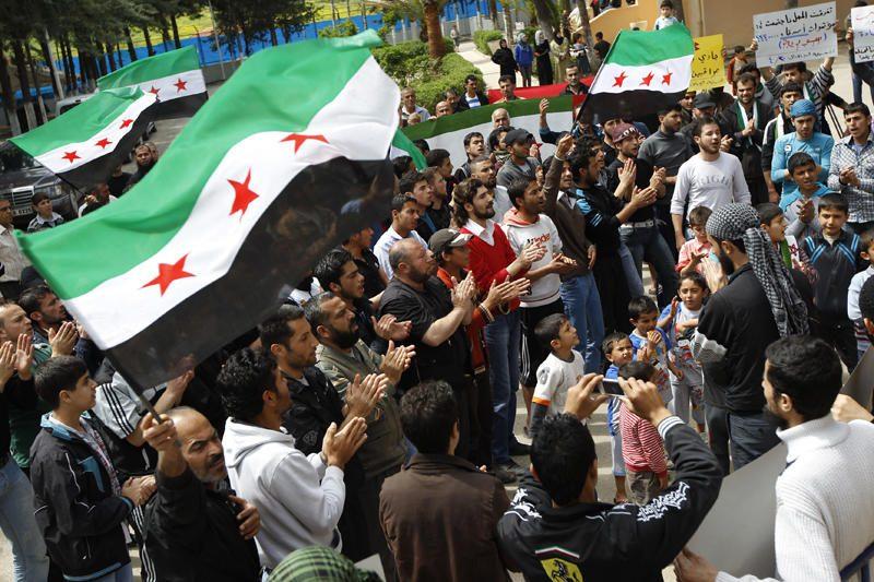 Įtakingos pasaulio valstybės susitarė dėl Sirijos
