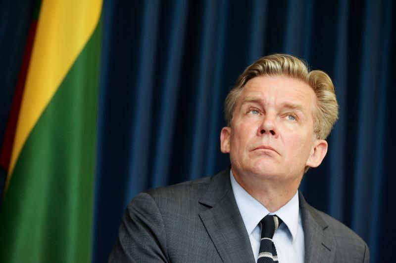 """A. Ažubalis: EK pradėtas """"Gazprom"""" veiklos tyrimas bus sėkmingas"""
