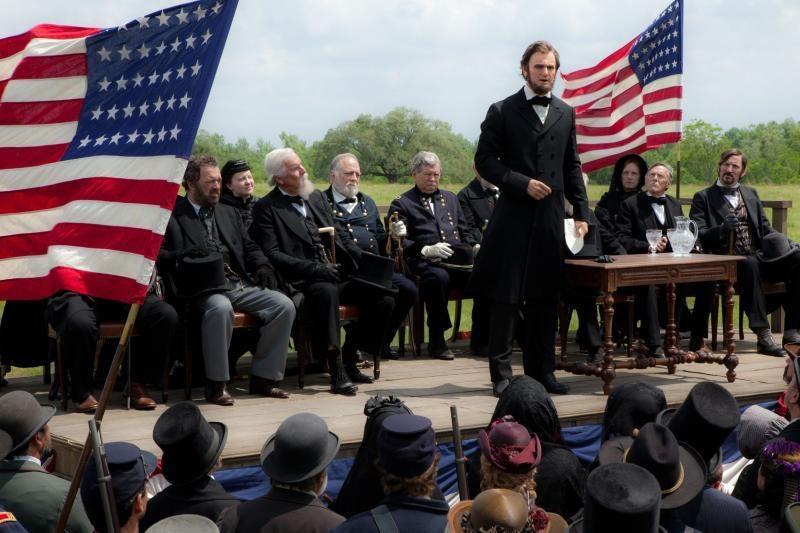 Filmas apie A.Linkolną tapo skandalų epicentru