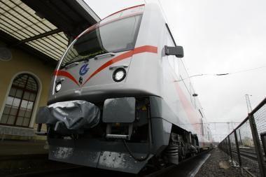 "E.Masiulis:  ES gali išbraukti ""Rail Baltica"""