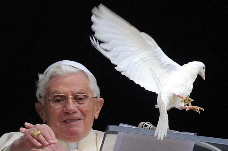 Popiežius išvyksta į pirmąją kelionę po Meksiką ir Kubą
