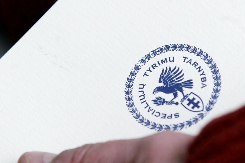 STT sulaikė Sveikatos mokymo ir ligų prevencijos centro vadovą