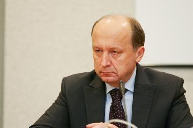 A.Kubilius: lito devalvavimas būtų košmaras (interviu BBC)