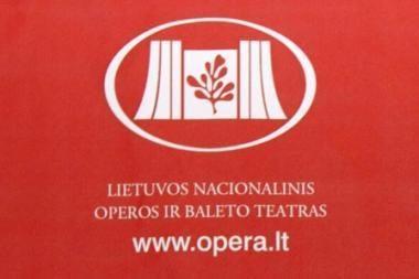 Vilniuje karaliaus įvairiaspalvė opera