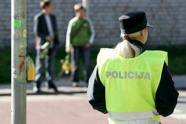 Girtas šilutiškis sumušė dvi policininkes