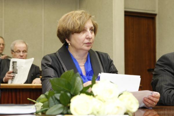 Savivaldybės administracijos direktore tapo J.Simonavičiūtė (papildyta)