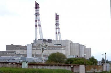 V. Navickas: be specialaus plano elektrinės neuždarysim