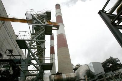 Bankai skolins naujos elektrinės statybai