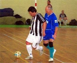 Senjorų salės futbolo pirmenybėse išryškėjo lyderiai