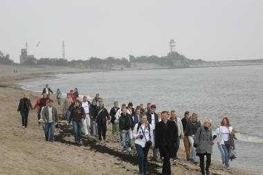 Klaipėdiečiams – istorinė ekskursija pajūriu