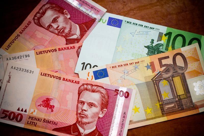 Vyriausybėje - siūlymas dėl euro įvedimo suburti specialią komisiją