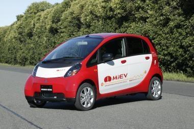 """Mitsubishi i MiEV"