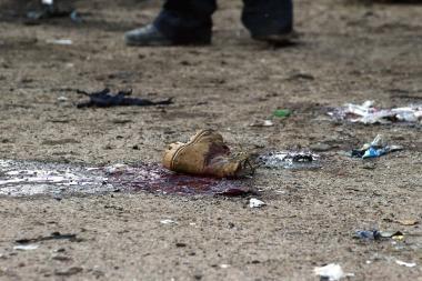 Teroristų atakos pražudė dešimtis žmonių