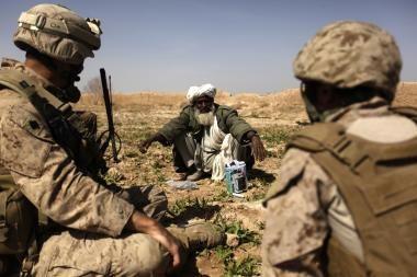 Lietuva norėtų, kad Afganistano Goro provincijoje būtų dislokuoti koviniai daliniai
