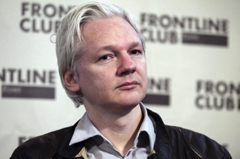 Ekvadoro ministras: kaltinimai J.Assange'ui yra juokingi