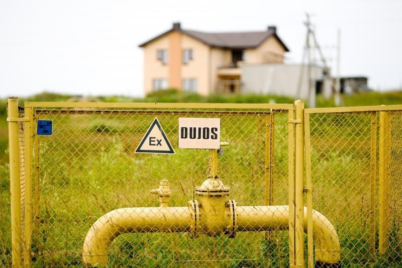 Tiekti biodujas į dujotiekius - brangu