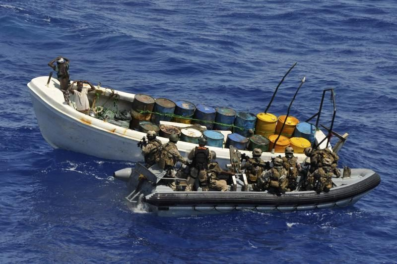 Lietuvos karius siųs į antipiratinę operaciją prie Somalio
