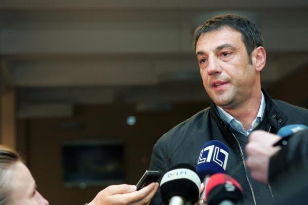 A.Trifunovičius: komandos viduje ne viskas yra gerai