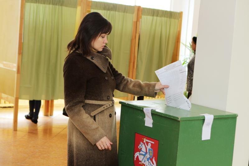 Klaipėdos apskrityje už balsą rinkimuose – 10 litų
