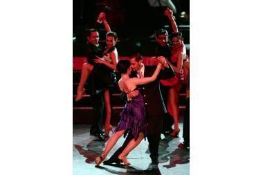 Tango ritmu - Argentinos šokio festivalis