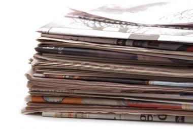 Žurnalistai protestuoja prieš mokesčių didinimą