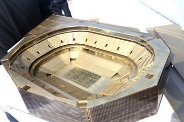 Jau laukiama sporto arenos statytojų