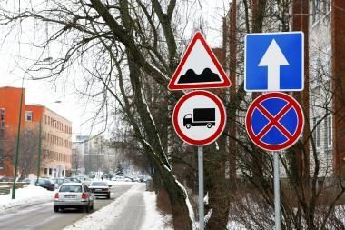 Dėl eismo Rūtų gatvėje nesutarimai