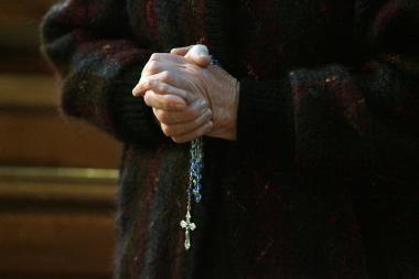 Pedofilijos skandalas kainavo pareigas Airijos vyskupui