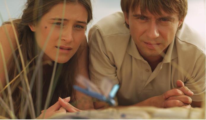 """Klaipėdiečiai turės progą pamatyti Kristinos Buožytės filmą """"Aurora"""""""