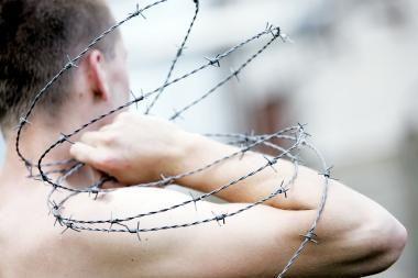 Pusė gyventojų pasisako už mirties bausmę