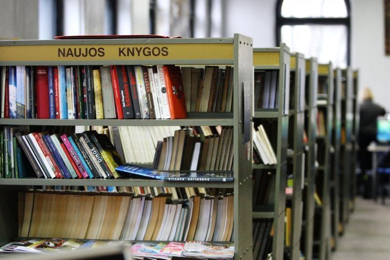 Bibliotekininkų kompetencijos šuolį įvertino ir bibliotekų lankytojai