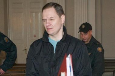 Medininkų žudynėmis įtariamas K.Michailovas turi likti suimtas